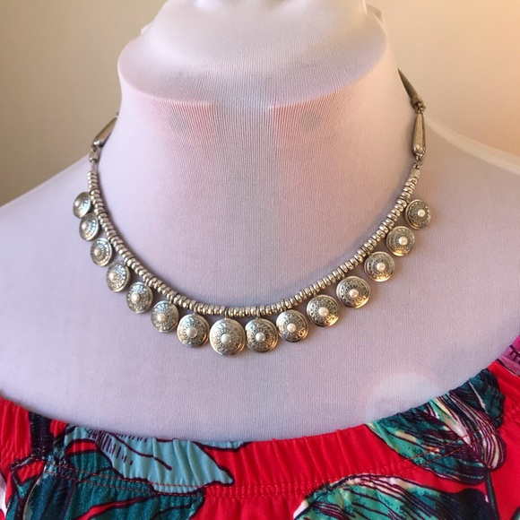 Lucky Brand Jewelry - Lucky Brand pearl collar necklace